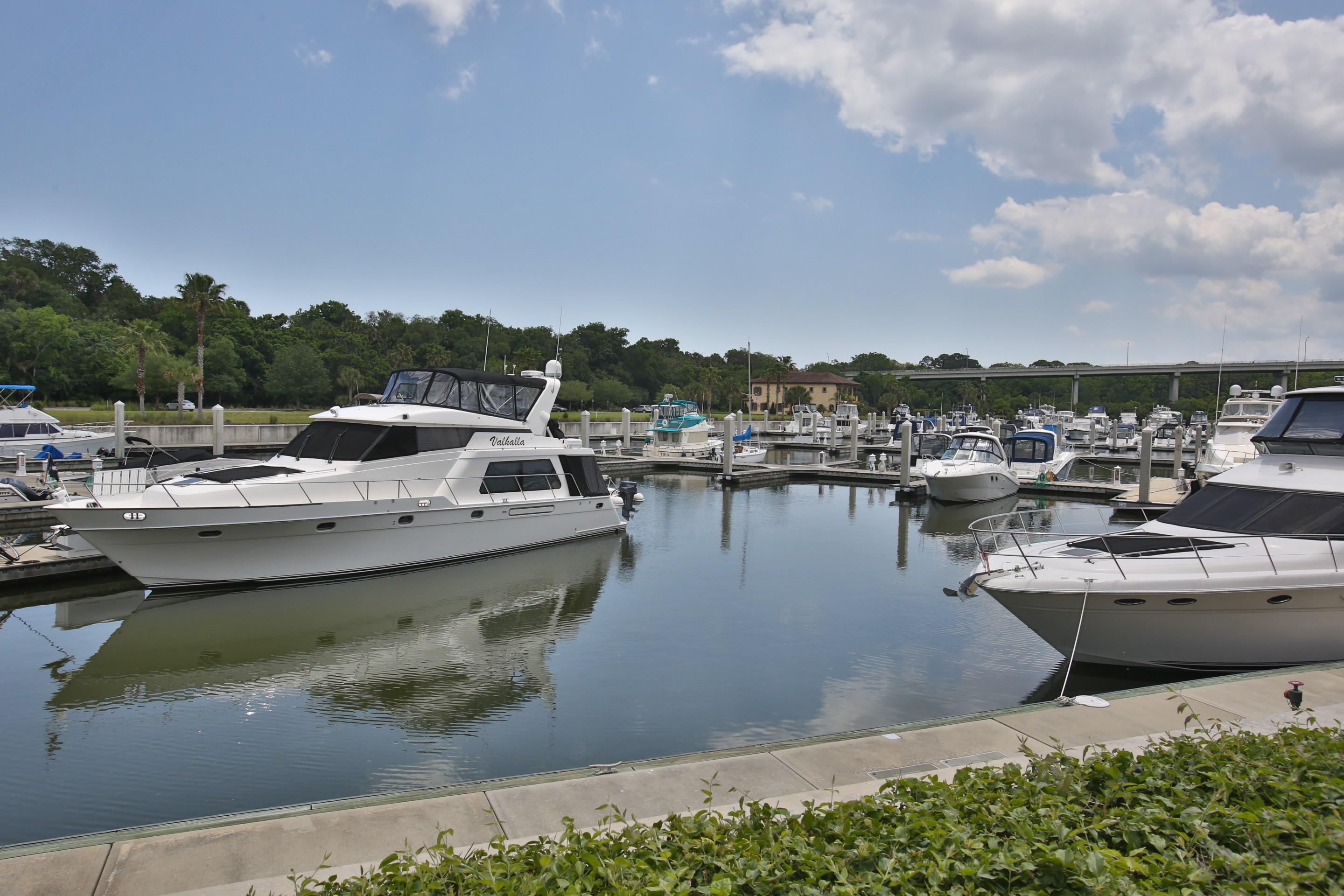 yacht harbor village marina 2014