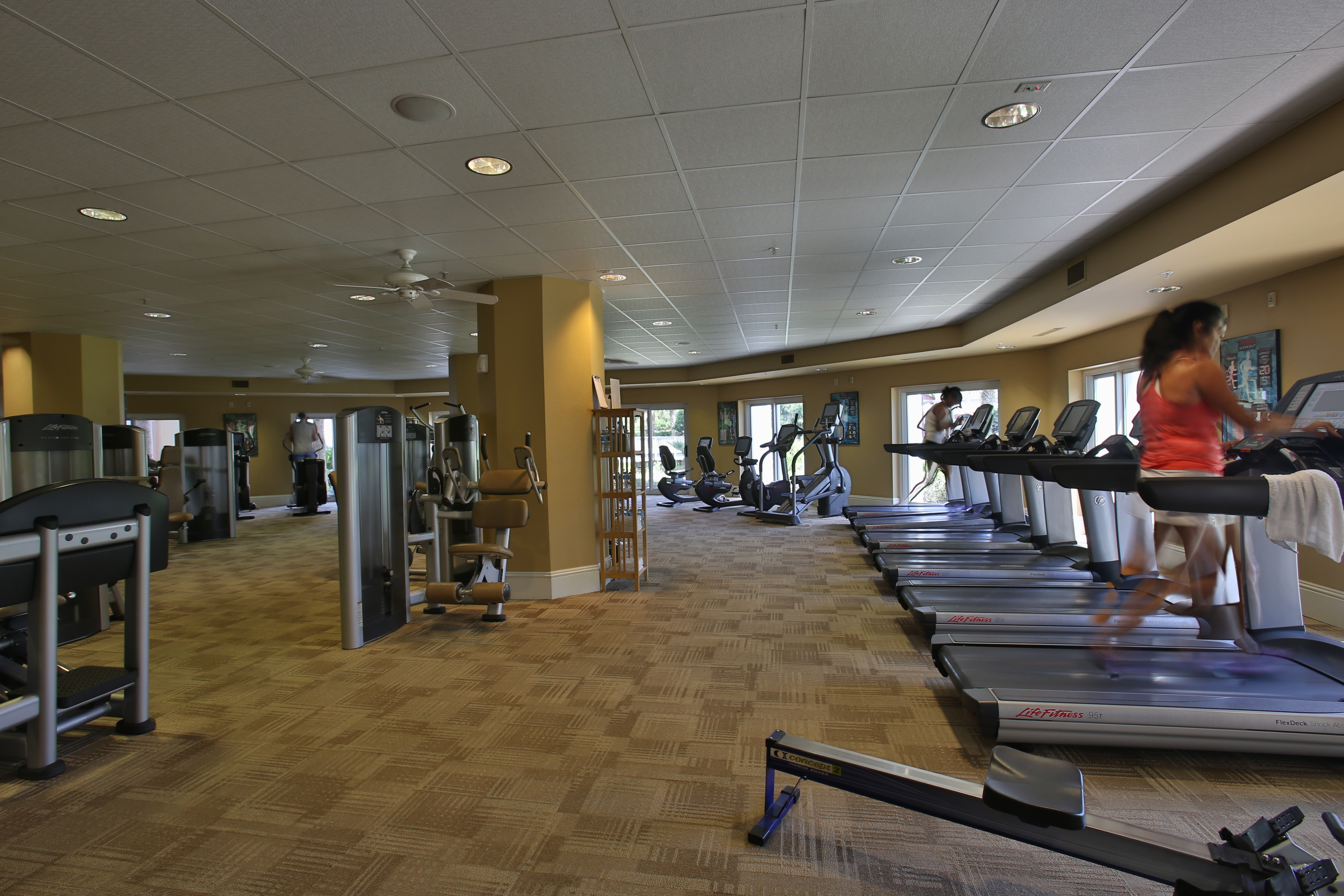 hammock beach fitness center new